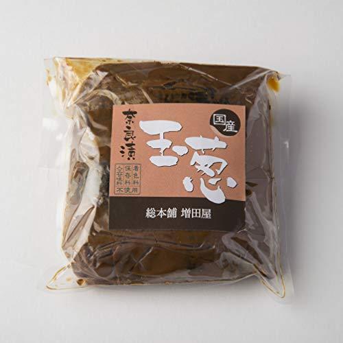 玉葱 奈良漬 (大) 奈良で作りました 国産 タマネギ 使用
