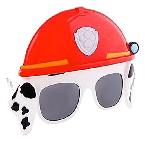Sun-Staches UV400 Costume Sunglasses Paw Patrol Marshall