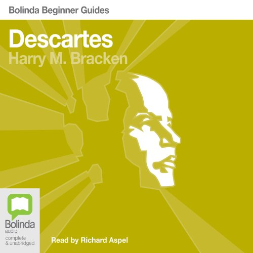 Descartes: Bolinda Beginner Guides audiobook cover art
