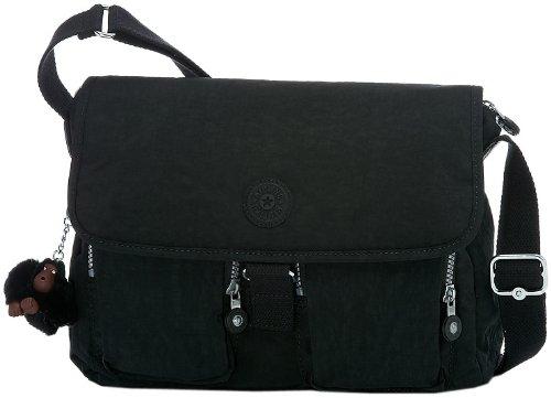 Kipling New Rita Medium Shoulder Bag, Black, One Size