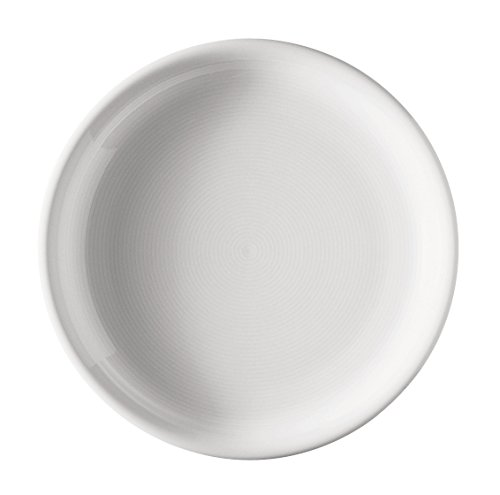 Thomas Trend Set de 6 Platos Llanos, 20 cm, Color Blanco, Porcelana, Unidades