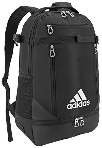 adidas Unisex Utility Team Backpack, Black/Silver, ONE SIZE
