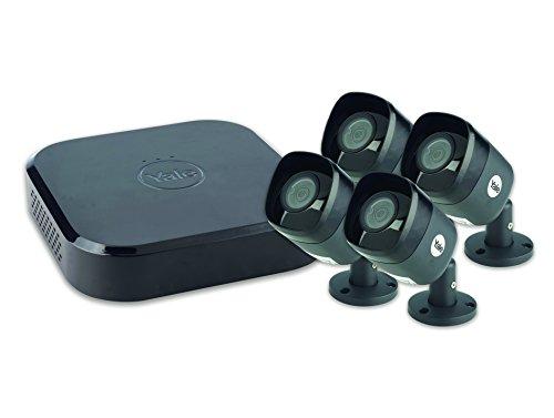 Yale Smart Home CCTV Kit XL SV-8C-4ABFX, dunkelgrau, CCTVX-Large
