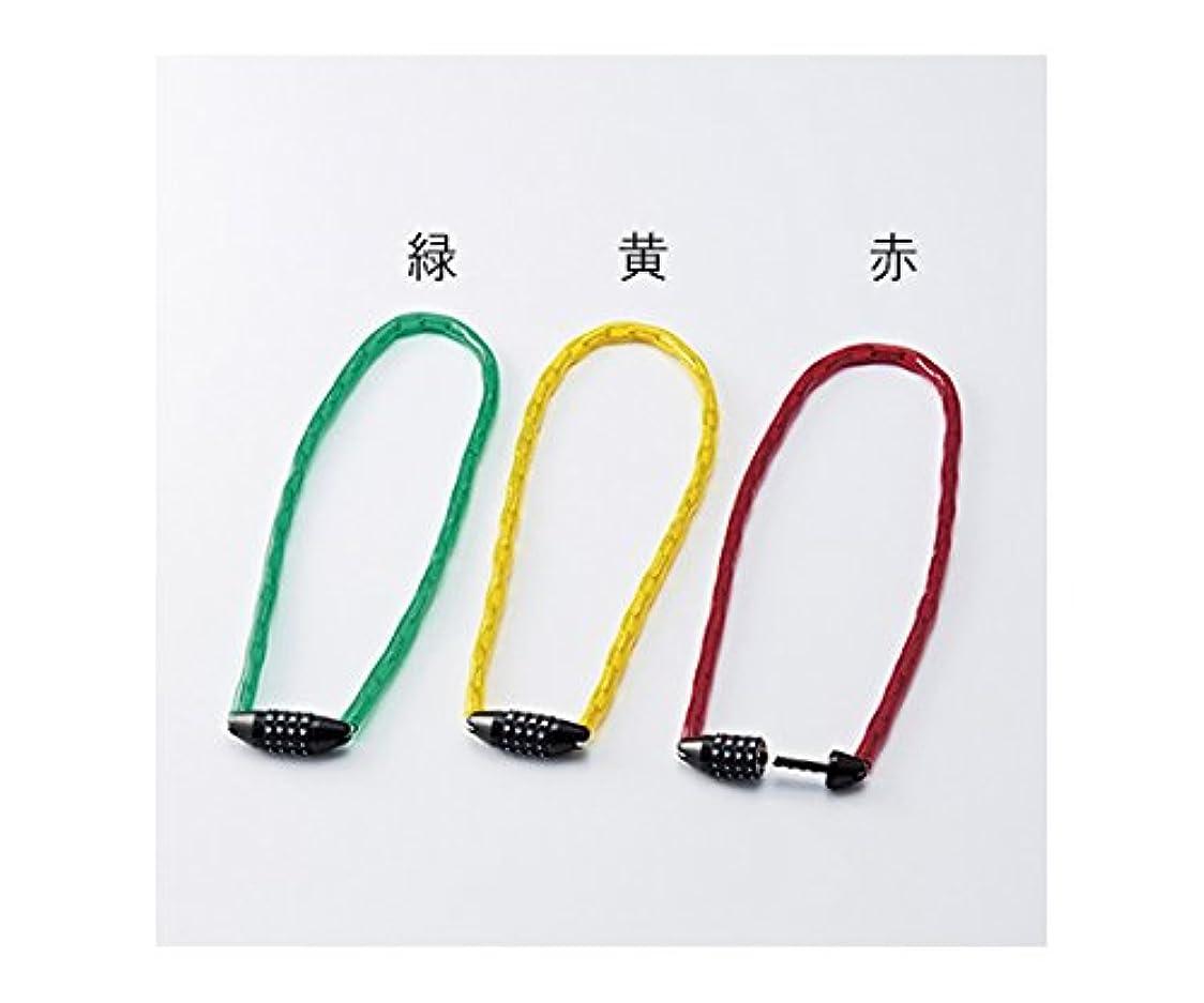 エッセンス恥こする日本緑十字社 チェインキーロック 緑 61-9937-70/CD-100G