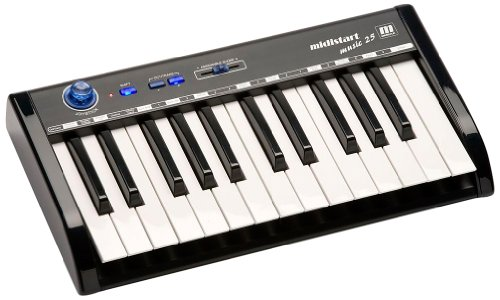 Clavier Pro Miditech Midistart Music 25