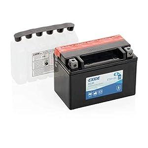 Exide YTX9-BS Batería automoción