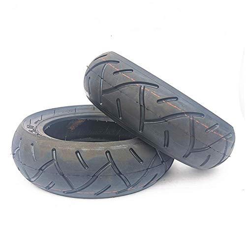 CHHD Neumáticos de Scooter eléctrico, neumáticos de vacío 10X3.0 a Prueba de explosiones, neumáticos cómodos Antideslizantes y Resistentes al Desgaste engrosados y Resistentes a los g