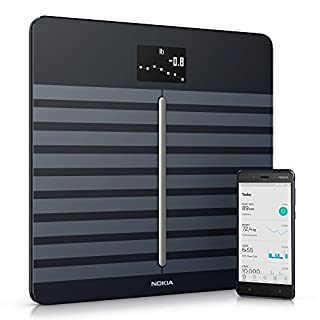 Withings Body Cardio Black - Wi-Fi Smart Scale with Body Composition & Heart Rate (B072BGYHLK) | Amazon price tracker / tracking, Amazon price history charts, Amazon price watches, Amazon price drop alerts