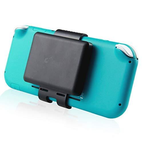 Bloc d alimentation portable 5000mAh portable pour Nintendo Switch Lite, avec étui de charge pour batterie de secours, appliqué au chargement pour smartphone et tablette Nintendo Switch Lite