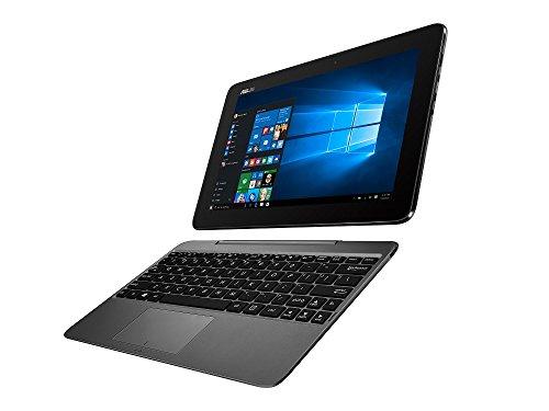 ASUS ノートブック TransBook T100HA ( WIN10 Home 64Bit / インテル Atom x5-Z8500 / 10.1インチワイド / 2G / 64G / メタルグレー ) T100HA-GRAY