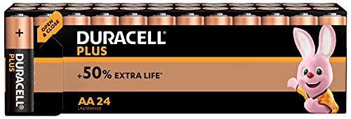 Duracell Plus AA...