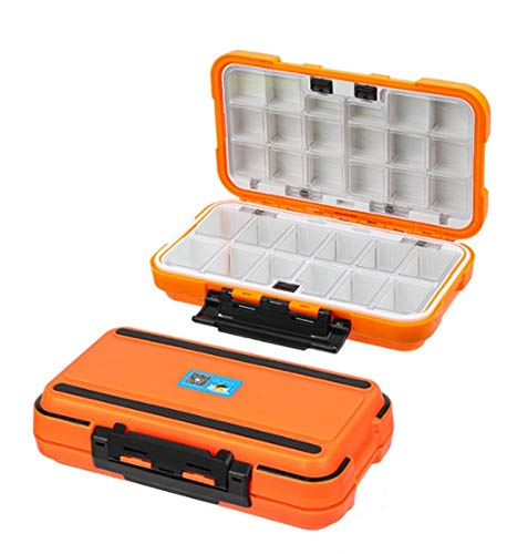 missli fishing tackle box waterproof