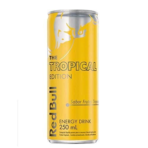 Energético Red Bull Energy Drink, Tropical, 250 ml