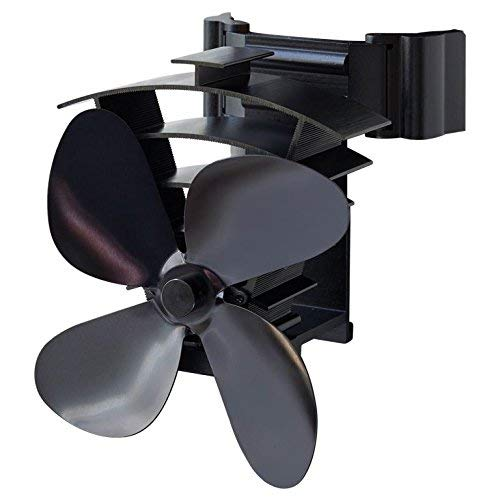 Valiant Hitze Powered Ofen FAN, schwarz, FIR350 5W, 5V
