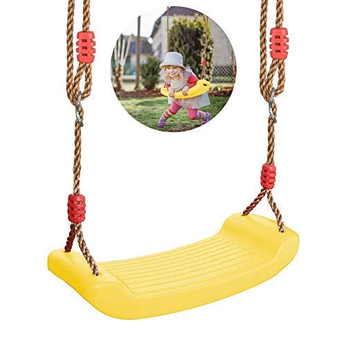 Schaukel Spielplatz,Schaukel Sitz,Tellerschaukel für Kinder,Garten-Schaukel,Kinder Nestschaukel,Outdoor...