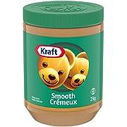 Kraft Smooth Peanut Butter, 2kg