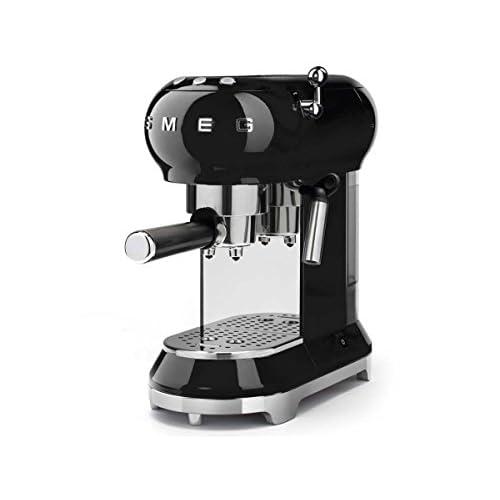 41PHfI2rqlL. SS500  - ECF01 Espresso Coffee Maker black/14.9 x 33 x 30cm