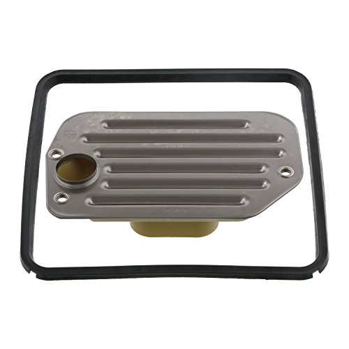 febi bilstein 32878 Getriebeölfiltersatz für Automatikgetriebe, mit Ölwannendichtung , 1 Stück