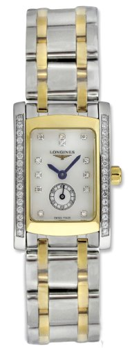 ロンジン LONGINES ドルチェビータ ホワイトパール レディース 腕時計 L51555097 [並行輸入品] [時計]
