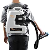 armorxmiths Super Fogger-Portable Electric ULV Fogger/Sprayer/Atomizer Fogger Machine Disinfectant Backpack Sprayer 3GAL Mist Blower with 12L Capacity