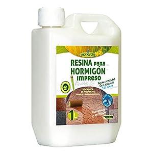 RESINA HORMIGON IMPRESO (Fórm. Agua) – 1L MONESTIR