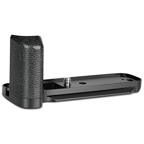 Meike Handgriff Kameragriff kompatibel mit Fujifilm X-E3   Verbesserte Handhabung ausreichende Auflagefläche   Arca Swiss kompatibel mit Stativgewinde   Schneller Zugriff auf Batteriefach   MK-XE3G