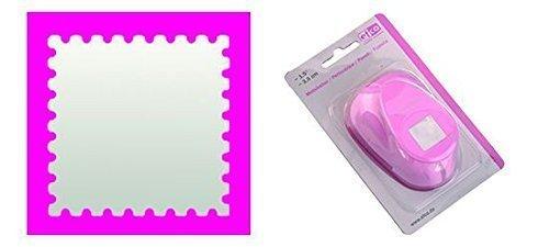 Oeuf avec Bord ondul/é Perforatrice /à Levier Grande JUMBO Craft Punch pour Scrapbooking Taille de Motif: 7,1 cm x 5,6 cm Bricolages de Papier P/âques