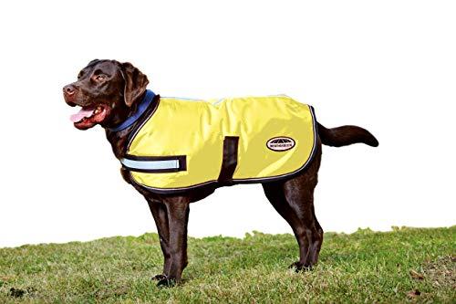 Weatherbeeta, cappotto riflettente per cani, giallo, Yellow, 40cm