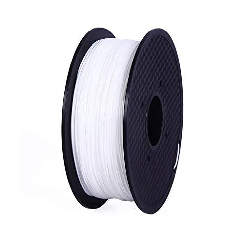 Haute performance Impression 3D filament TPU filament 1.75mm souple TPU flexible souple précision du filament d'impression ± 0.02mm multicolore en option 1kg Utilisé pour l'imprimante 3D et le stylo d