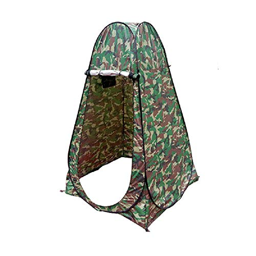SMAA Tente extérieure Changing Portable, imperméable Protection UV, Pop Up & Toilettes Pliable Changement Camping Plage Robes Moulantes Chambre avec Sac Carry