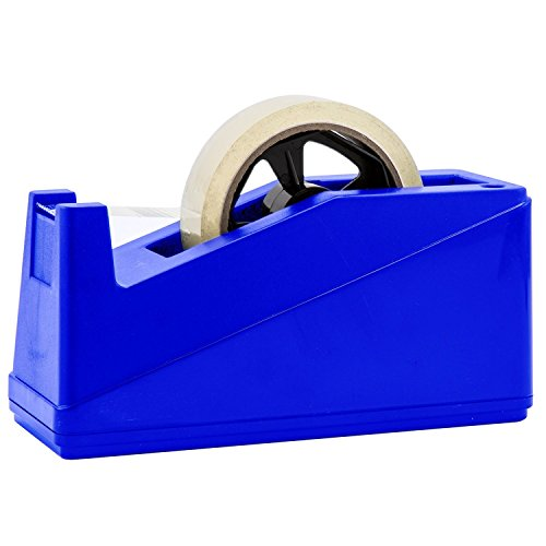 Desktop Tape Dispenser Adhesive Roll Holder (Fits 1