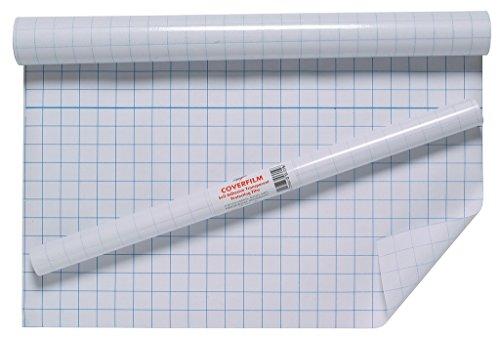 50 cm x 3 M mit Tiger Bucheinbandfolie 300019 (Single)