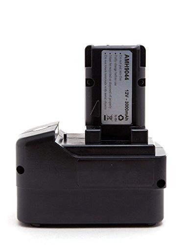 NX - Batterie visseuse, perceuse, perforateur. 12V 3Ah - 6.31729 ; 6.31747 ; 6.31748 ;