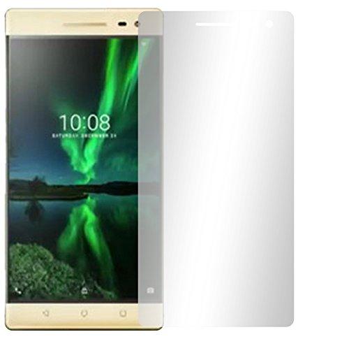 Slabo 2 x Bildschirmfolie für Lenovo Phab 2 Pro Bildschirmschutzfolie Zubehör Crystal Clear KLAR