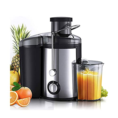 Juicer, Juice Extractor, Juicer Machine Mouth, Speed Centrifugal Juicer For Fruits And Vegs, With Non-Slip Feet, BPA-Free Multifunctional Fruit And Vegetable Residue Juice Separator juice maker machin