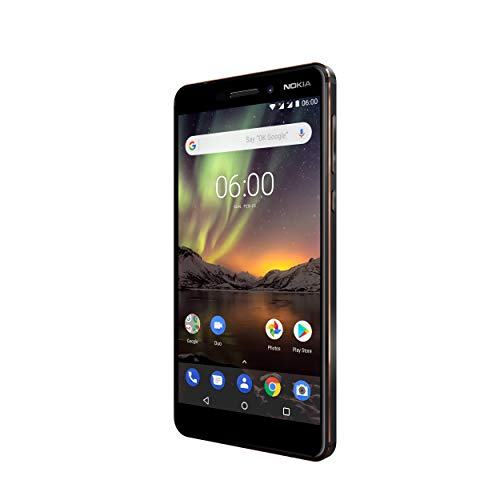 Nokia 6.1 Dual SIM Smartphone VERSION 2018 - 3