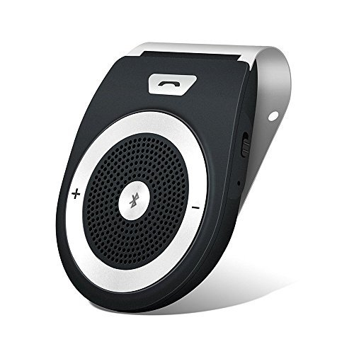 Bluetooth Car Speaker for Cell Phone, Aigital Wireless Speakerphone Motion AUTO Power ON Car Kit...