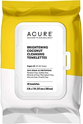 ACURE Brightening Coconut Cleansing