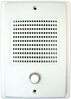 NuTone Replacement for IS69WH Door Speaker - Imperium IS69WH-K