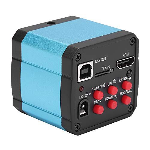 Cámara de microscopio USB, práctica cámara de montaje en C, maquinaria industrial digital profesional para microelectrónica(European regulations)
