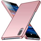 XIFAN Case for Sony Xperia L3, Ultra Thin Pure Hard PC