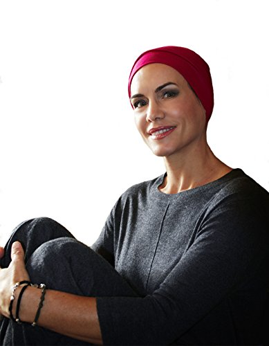 Belle Turban B-Marfil Pañuelo para la Cabeza, Rosa (Pink 0), One Size (Tamaño del fabricante:One Size) para Mujer