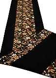 和風 着物テーブルランナー リバーシブル 金襴織 帯 箱入り包装済 150cm (桜)