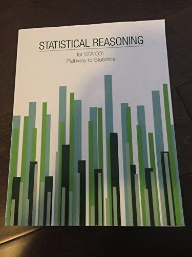 STATISTICAL REASONING >CUSTOM<