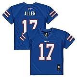 Outerstuff Preschool Josh Allen Royal Buffalo Bills Replica Player Jersey
