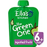 Ella's Kitchen Smoothies de Frutas (The Green One) 90g