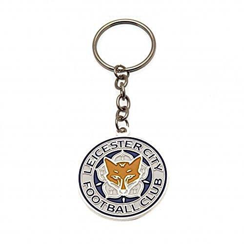 Leicester City F.C. Keyring-A25KCRLEICC