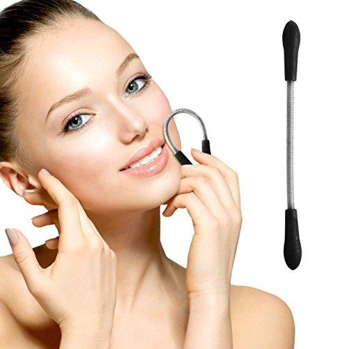 Oramics Silk Haarentferner für eine präzise Gesichtshaarentfernung z.B. bei Oberlippe, Kinn und Wangen