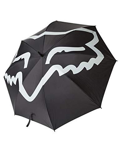 Fox Track Umbrella Black, 001, Einheitsgröße