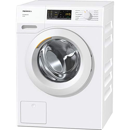 Miele WSA 033 WCS Active, Lavatrice Standard, A+++, 50 dB, 1400 rpm, Carico Frontale, 7 kg, Bianco